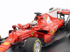 Sebastian Vettel Ferrari SF70H #5 Winner Australian GP formula 1 2017 1:43 LookSmart