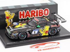 Mercedes-Benz AMG GT3 #8 24h Nürburgring 2017 Haribo Racing 1:43 Spark