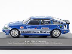 Rover SD1 3.5 Vitesse #7 BTCC champion Andy Rouse 1:43 Atlas
