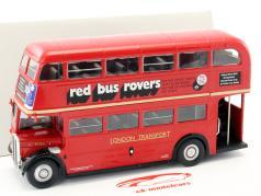 AEC Regent III RT London bus red 2. choice 1:43 Altaya