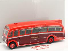 AEC Regal III Dorsal Fin Harrington red 2. choice 1:43 Altaya