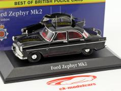 Ford Zephyr Mk2 Lancashire policy 1:43 Atlas