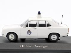 Hillman Avenger west Yorkshire policy 1:43 Atlas