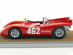 Abarth 2000 SP #462 Winner Sestriere GP 1970 Merzario 1:18 Tecnomodel