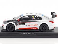S. Loeb Citroen C-Elysee #9 WTCC 2014 1:43 Norev