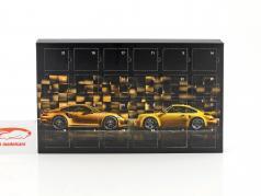 Porsche Cioccolato Calendario dell'Avvento