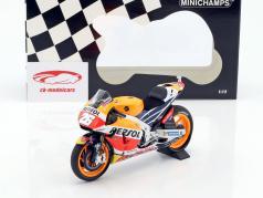 Dani Pedrosa Honda RC213V #26 vincitore San Marino GP MotoGP 2016 1:12 Minichamps