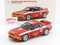 Nissan Skyline GT-R (R32) #1 Bathurst Winner 1992 Skaife, Richards 1:18 AUTOart