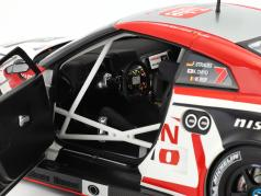 Nissan GT-R Nismo GT3 #35A vincitore 12h Bathurst 2015 Strauss, Chiyo, Reip 1:18 AUTOart