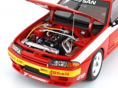 Nissan Skyline GT-R (R32) #1 Bathurst vincitore 1992 Skaife, Richards 1:18 AUTOart