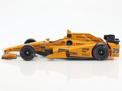 Fernando Alonso Indycar Honda #29 Indy 500 2017 1:18 Greenlight