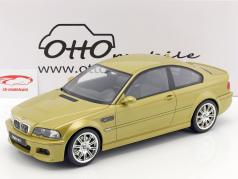 BMW M3 (E46) year 2003 phoenix yellow 1:12 OttOmobile