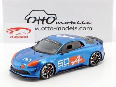 Renault Alpine A60 Celebration 24h LeMans 2016 blue 1:18 OttOmobile