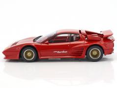 Koenig Specials 512 BBI Turbo Ferrari anno di costruzione 1983 rosso 1:18 GT-SPIRIT