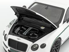 Bentley Continental GT3-R year 2015 white 1:18 Almost Real