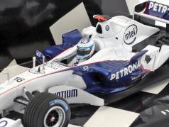 Nick Heidfeld Sauber BMW C24B #16 February test Valencia formula 1 2006 1:43 Minichamps