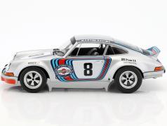 Porsche 911 RSR Martini Racing #8 vincitore Targa Florio 1973 Müller, van Lennep 1:18 Solido