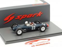 Hap Sharp Lotus 24 #22 Messico GP formula 1 1963 1:43 Spark