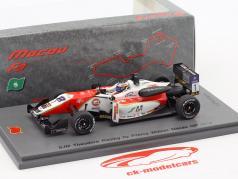 Felix Rosenqvist Dallara F315 Mercedes #1 Winner Macau GP formula 3 2015 1:43 Spark
