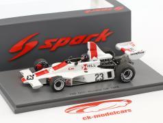 Graham Hill Hill GH1 #23 monaco GP formula 1 1975 1:43 Spark