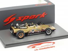 Joe Leonard Eagle Mk7 #44 Indy 500 1969 1:43 Spark