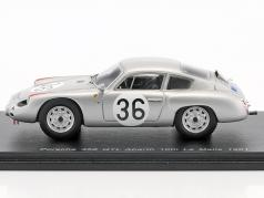 Porsche 356B Abarth GTL #36 24h LeMans 1961 Linge, Pon 1:43 Spark