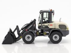 Terex TL120 Kompakt-Radlader bianco 1:50 NZG