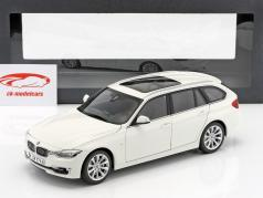 BMW 3 Series Touring (F31) Construction year 2012 White 1:18 ParagonModels