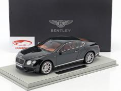 Bentley Continental GT V8 S dark gray metallic 1:18 BBR