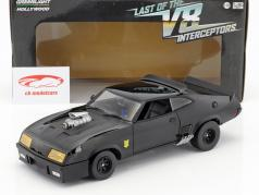 Ford Falcon XB Construction year 1973 V8 Interceptor Movie Mad Max (1979) black 1:18 Greenlight