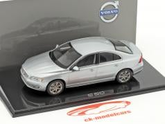 Volvo S80 year 2015 electric silver 1:43 Norev