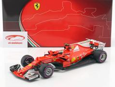 Kimi Räikkönen Ferrari SF70H #7 Australie GP formule 1 2017 1:18 BBR