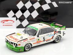 BMW 3.0 CSL #5 gagnant 24h Spa 1976 Chavan, Detrin, Demuth 1:18 Minichamps