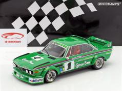 BMW 3.0 CSL #1 Winner Nurburgring GP 1977 Nilsson, Quester 1:18 Minichamps