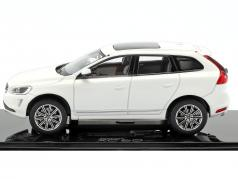 Volvo XC60 Construction year 2016 crystal white 1:43 Norev