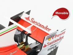 Sebastian Vettel Ferrari SF70H #5 gagnant Australie GP formule 1 2017 1:18 BBR