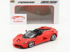 Ferrari LaFerrari Aperta 70th Anniversary Collection rot 1:24 Bburago