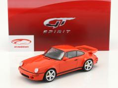 Porsche 911 (964) RUF SCR 4.2 sang orange 1:18 GT-Spirit