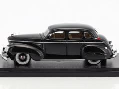 Graham 97 Supercharger 4-Door Sedan year 1939 black 1:43 Neo