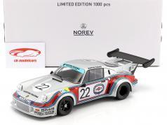 Porsche 911 Carrera RSR 2.1 #22 2e 24h LeMans 1974 Lennep, Müller 1:18 Norev