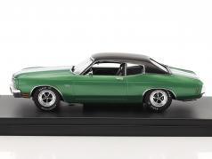 Chevrolet Chevelle SS Opførselsår 1970 grøn metallisk / sort / hvid 1:43 Premium X