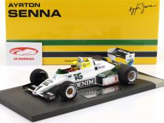 Ayrton Senna Williams Ford FW08C #1 Juli-Test Donington Park Formel 1 1983 1:18 Minichamps