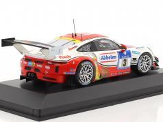 Porsche 911 (991) GT3 R #3 24h Nürburgring 2016 Frikadelli Racing Team 1:43 Minichamps