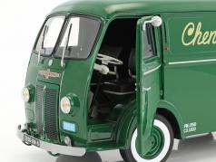 Peugeot 1500kg Type CHV Chenard & Walcker Opførselsår 1946 grøn 1:18 Norev