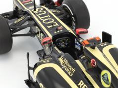 Kimi Räikkönen Lotus E20 #9 Winner Abu Dhabi GP Formula 1 2012 1:18 Minichamps