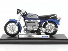 BMW 75/5 blau / silber 1:18 Welly