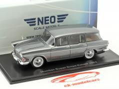 Humber Super Snipe Estate year 1963 Gray 1:43 Neo