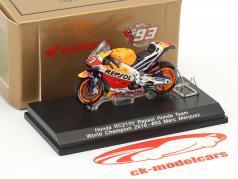Marc Marquez Honda RC213V #93 Winner Japan GP World Champion MotoGP 2016 1:43 Spark