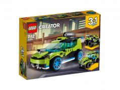 LEGO® Creator Raketen-Rallyeflitzer