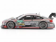Tom Blomqvist BMW M4 DTM #31 DTM 2015 BMW Team RBM 1:18 Norev